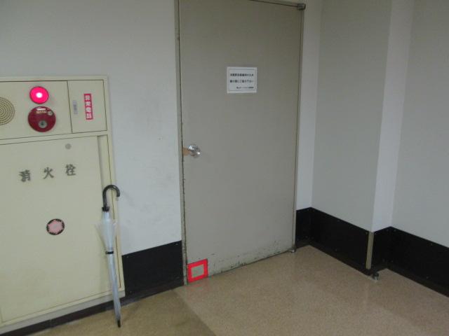千葉県での防火ドア修理